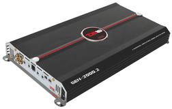 DS18 GEN-3000.2 GEN Series Car Audio 2 Channel Stereo 3000 Watt Amplifier