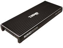 DS18 EXL-A5K4 EXL Series Car Audio 4 Channel Stereo 5000 Watt Amplifier