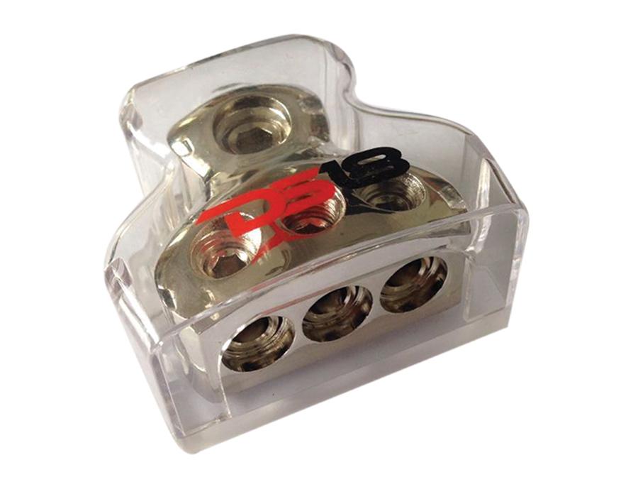 DS18 DB1034 Amplifier 0 Gauge Distribution Block