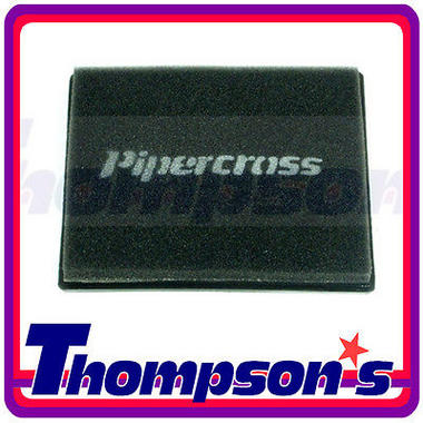 Peugeot 206 2.0 HDi (90bhp) PP1452 Pipercross Induction Panel Air Filter Kit Thumbnail 1
