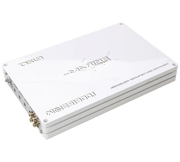 DS18 WAVES1300.1 1300 Watt Monoblock Marine Amplifier Thumbnail 1