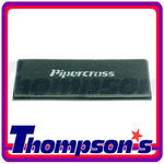 Peugeot 106 1.6 16v PP1388 Pipercross Induction Panel Air Filter Kit
