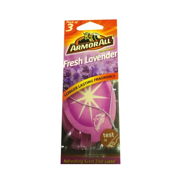 Armorall 17201ML Fresh Lavender Hanging Air Freshener 3 Pack