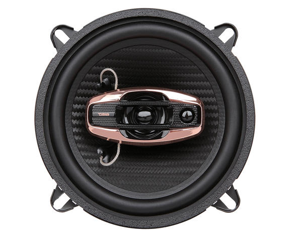 "DS18 BD-G5254 Black Diamond 300 Watts 5.25"" Inch Coaxial Speakers Pair Thumbnail 2"