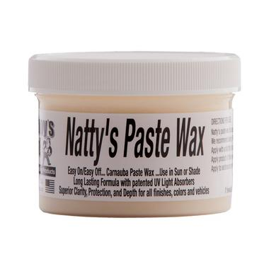 Poorboys PB-NP08 Car Cleaning Valeting Nattys Paste Wax 235ml Thumbnail 1
