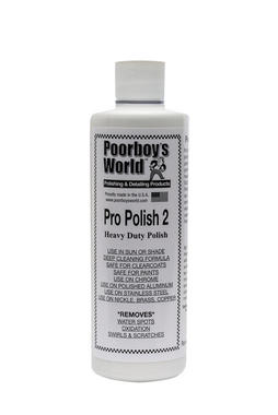 Poorboys PB-PP216 Car Cleaning Valeting Professional Polish 2 473ml Thumbnail 1