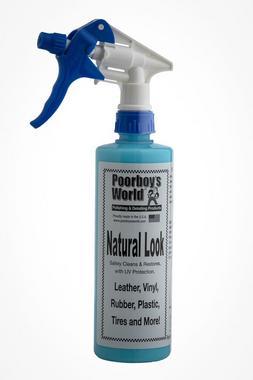 Poorboys PB-NL16 Car Cleaning Valeting Polishing Wax Natural Look 473ml Thumbnail 1