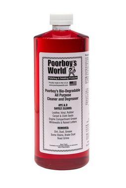 Poorboys PB-APC32 Car Cleaning Valeting Polishing Wax All Purpose Cleaner 946ml Thumbnail 1