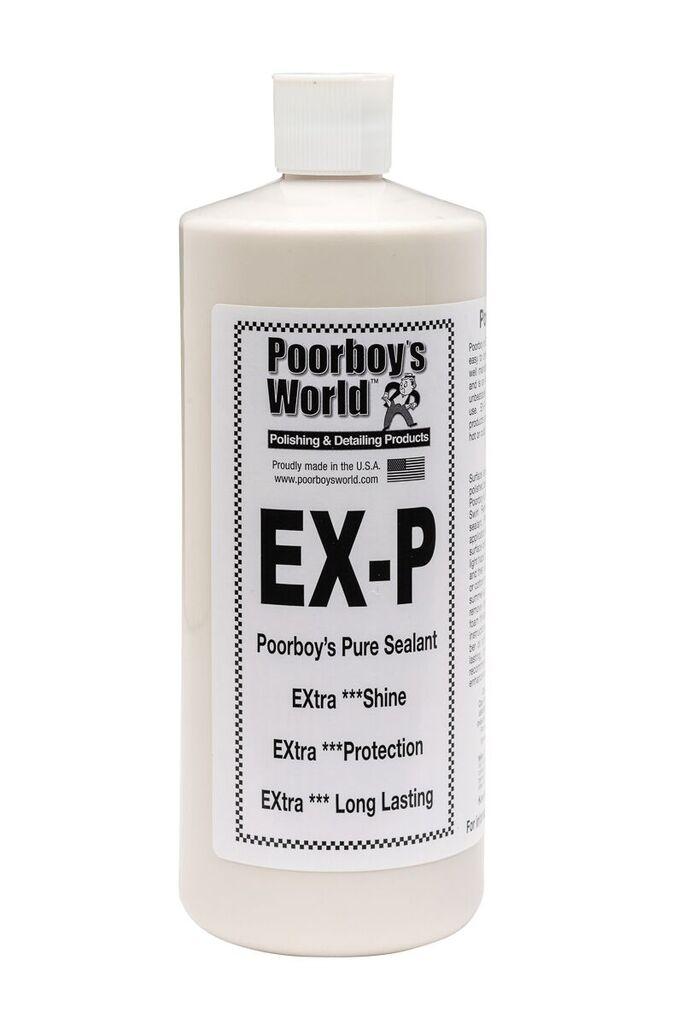 Poorboys PB-EXP32 Car Cleaning Valeting Polishing Wax Ex-P Sealant 946ml