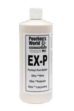Poorboys PB-EXP32 Car Cleaning Valeting Polishing Wax Ex-P Sealant 946ml Thumbnail 1