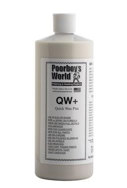 Poorboys PB-QW32 Car Cleaning Valeting Polishing Wax Quick Detailer 946ml Thumbnail 1