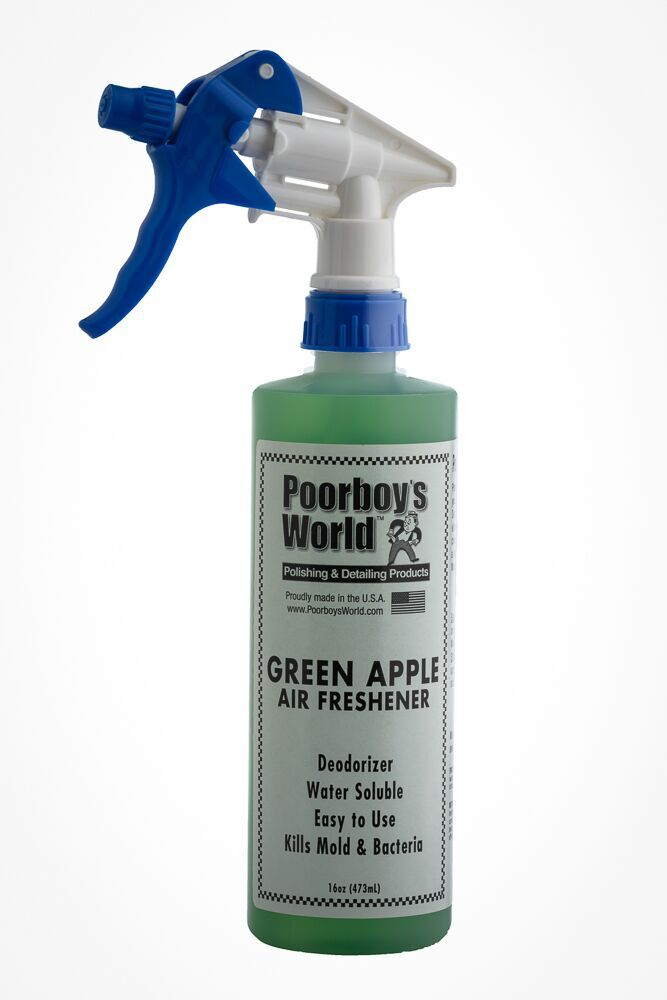 Poorboys PB-AFA16 Car Cleaning Valeting Air Freshener Apple 473ml
