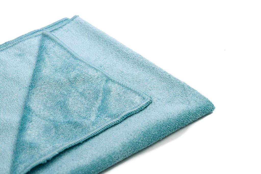 Poorboys PB-VS Car Cleaning Valeting Polishing Wax Velvet Smooth Glass Towel