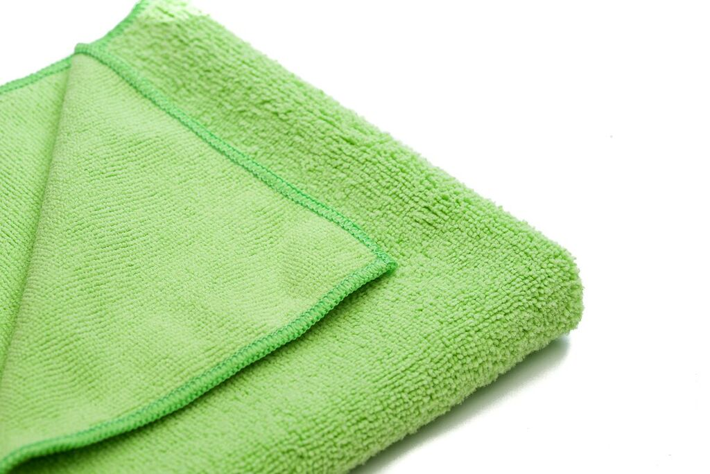 Poorboys PB-WT Car Cleaning Valeting Polishing Wax Microfibre Work Towel