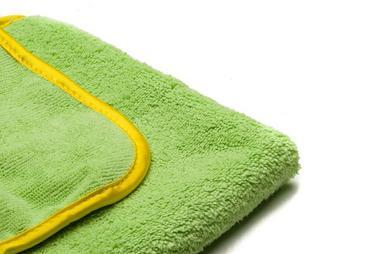 Poorboys PB-DMT-GR Car Cleaning Valeting Polish Deluxe Mega Plush Green Cloth Thumbnail 1