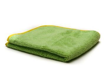 Poorboys PB-DMT-GR Car Cleaning Valeting Polish Deluxe Mega Plush Green Cloth Thumbnail 2