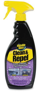Stoner ST-IGR Car Detailing Stoner Invisible Glass Cleaner With Rain Repellent Thumbnail 1