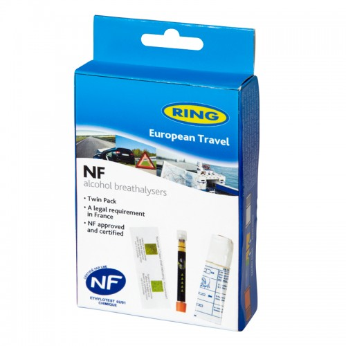Ring Automotive RCTBR3 Trailer Towing Ring Nf Breathalyser Single