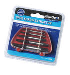 Blue Spot 22304 Automotive 6 Piece Screw Extractor 3-25mm