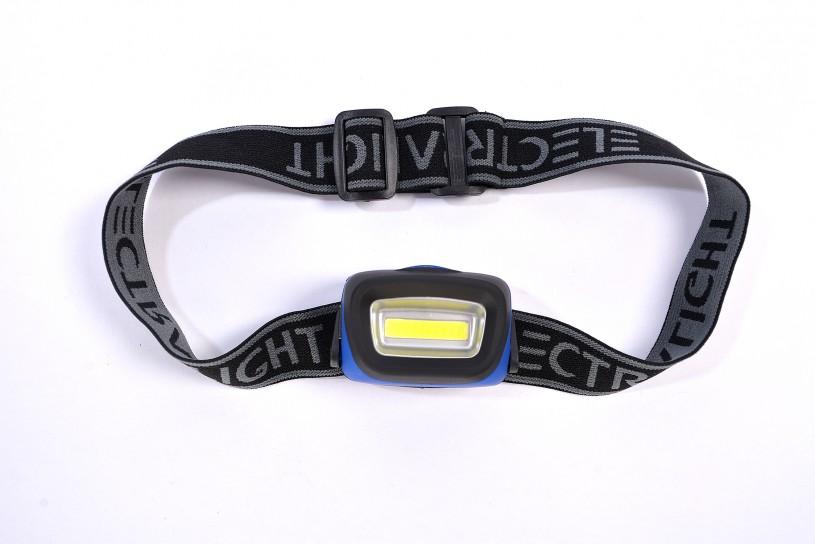 Electralight 65258 Ultra Bright 3 Watt COB Head Lamp Torch