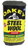 Oakey Norton 63642526772 Medium Steel Wool 200 Grams