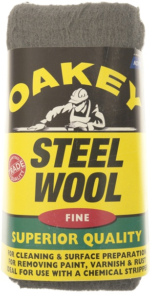 Oakey Norton 63642526771 Fine Steel Wool 200 Grams