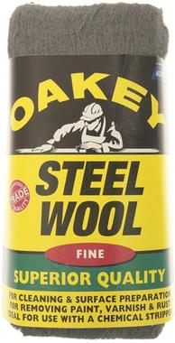 Oakey Norton 63642526771 Fine Steel Wool 200 Grams Thumbnail 1