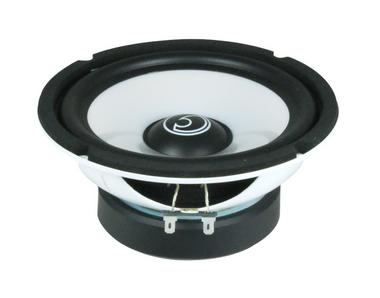 "Bassface SPL6M.3 6.5"" 16.5cm 500w 4Ohm Midbass Driver Car Door Speaker Pair Thumbnail 2"