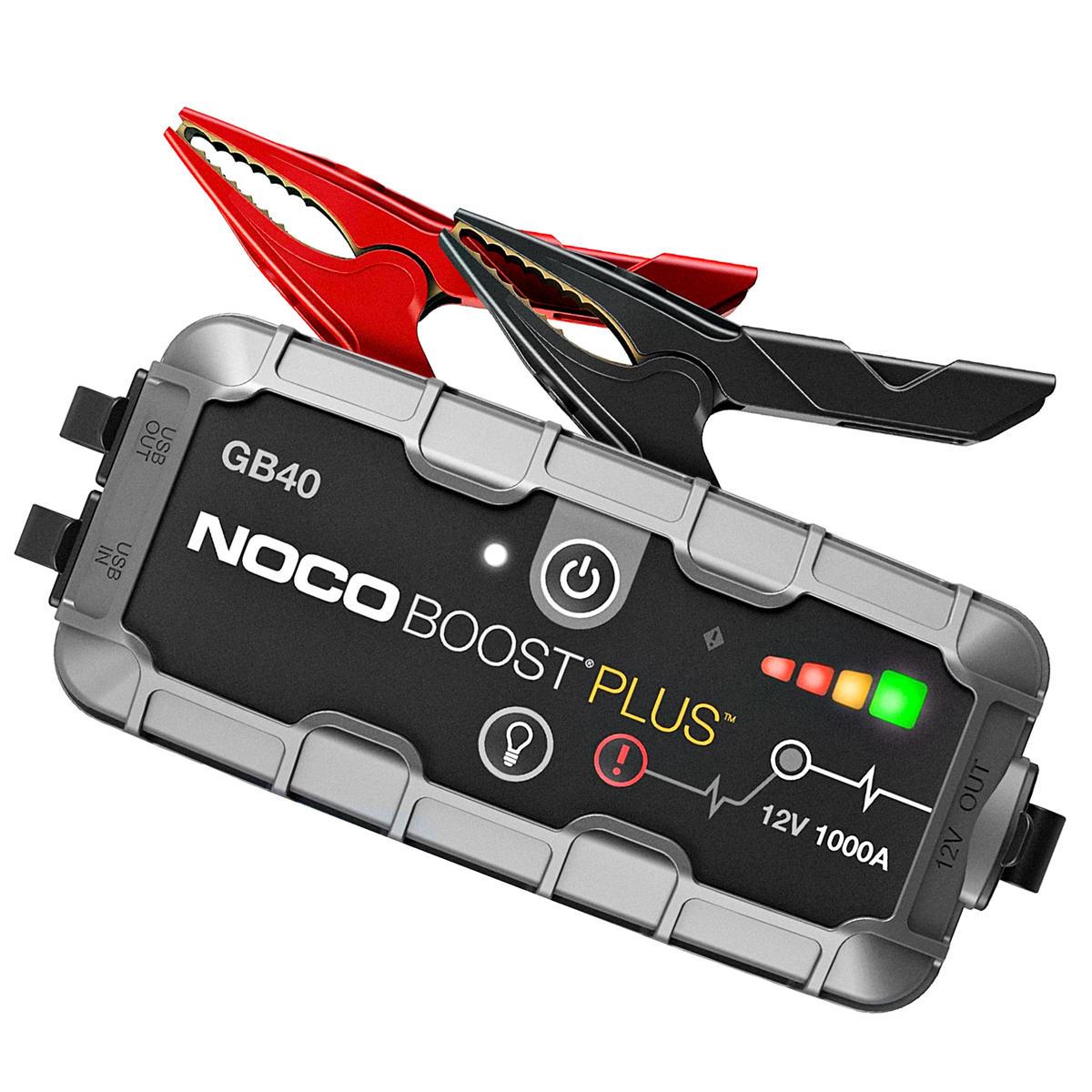 Noco Genius GB40 1000A 12v 6L 3L Petrol Diesel Jump Starter Booster Battery Pack