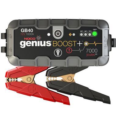 Noco Genius GB40 1000A 12v 6L 3L Petrol Diesel Jump Starter Booster Battery Pack Thumbnail 1