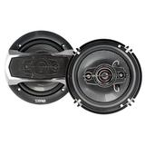 "DS18 Car Coaxial Speakers 6.5"" Inch 200w Watt 4Ohm 4 Way SLC-N65X Pair"