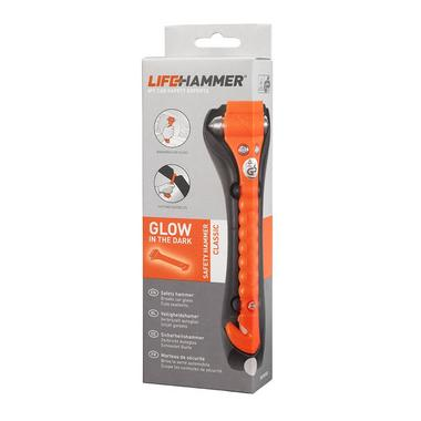 LIFE SAFETY PRODUCTS  LHORGL01 Glow In The Dark Lifehammer Single Thumbnail 4