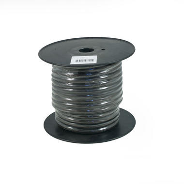 Bassface PWN4.2 OFC 4AWG 21mm Black Negative Wire Cable Spool 30m 1862 Strand Thumbnail 2