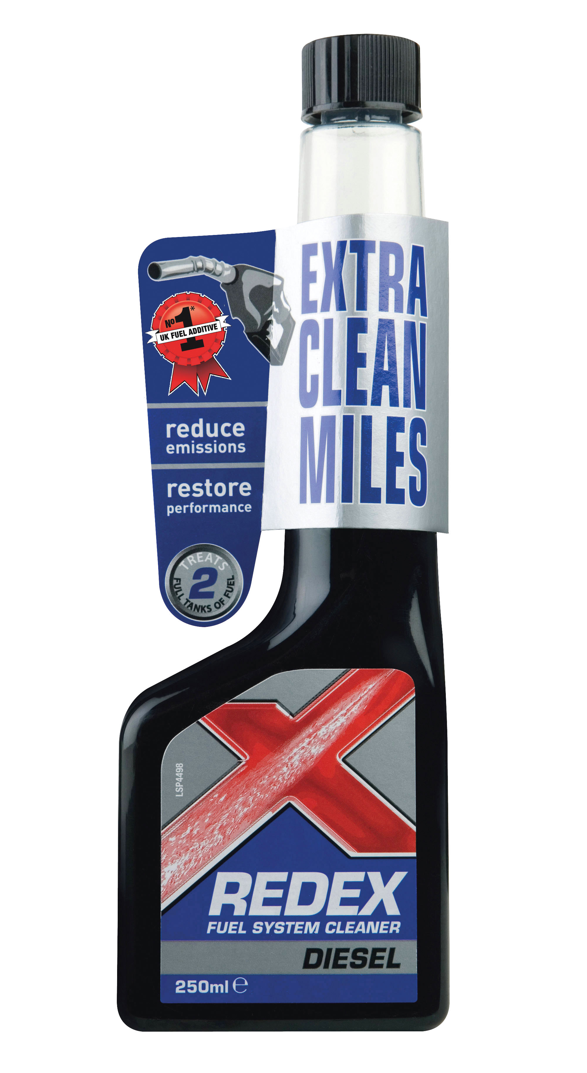 Redex HLRDX06 Diesel Fuel System Cleaner 500ml