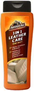 Armorall 13250EN 3 in 1 Leather Care Semi Matt Gel 250ml Thumbnail 1