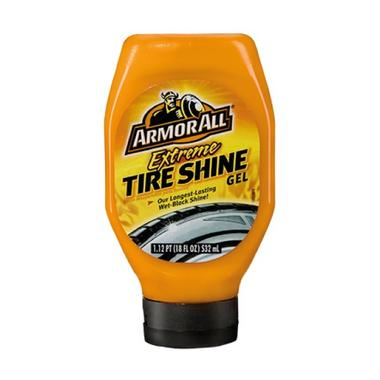 Armorall 48530EN Car Cleaning Extreme Tire Shine Gel Long Lasting 530ml Thumbnail 1