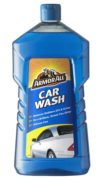 Armorall CLO25001ENW Car Cleaning Detailing Slick Finish Wash Shampoo 1 Litre