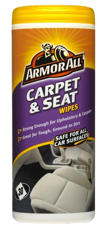 Armorall 38030EN Car Cleaning Detailing All Round Clean Up Wipes Single