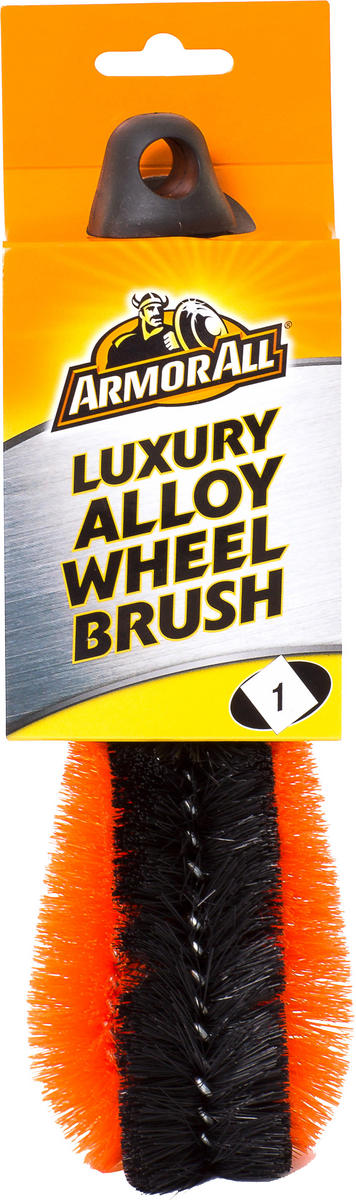 Armorall CLO40007EN Car Detailing Alloy Wheel Luxury Cleaning Brush Single