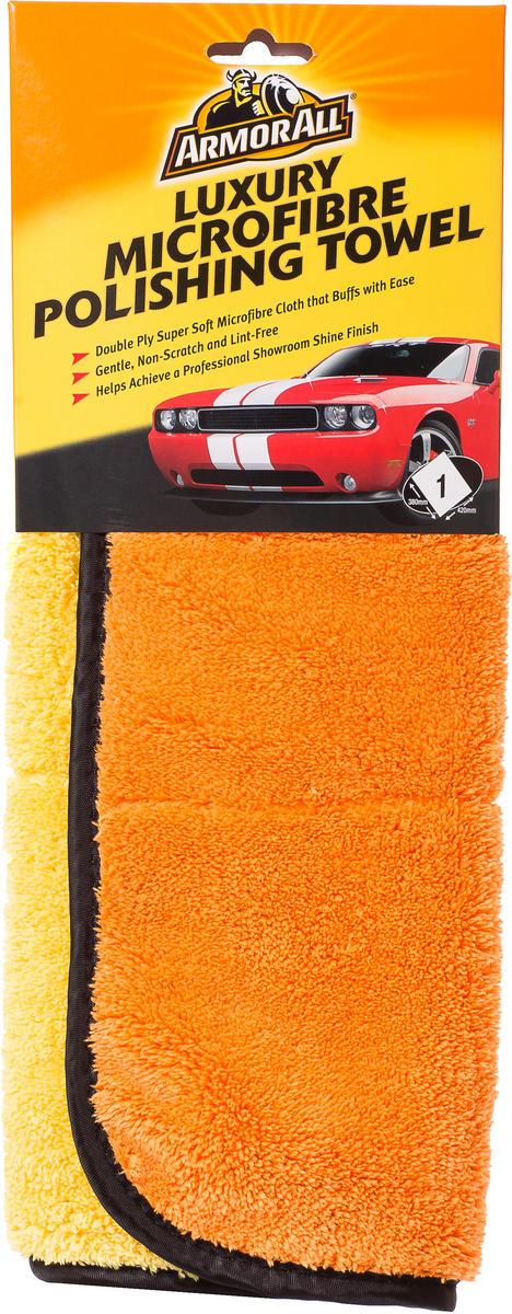 Armorall CLO40011EN Car Exterior Luxury Microfibre Cleaning Towel Single