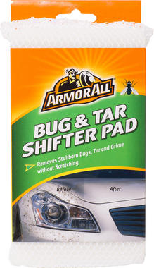 Armorall CLO40014EN Car Cleaning Detailing Bug and Tar Shifter Remove Pad Single Thumbnail 1