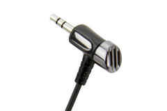 Scosche AUXMIC 3.5mm Aux Input Cable With Builtin Mic For Handsfree