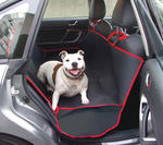 Streetwize SWPC5 Automotive Car Pet Rear Seat Protection Cover Single