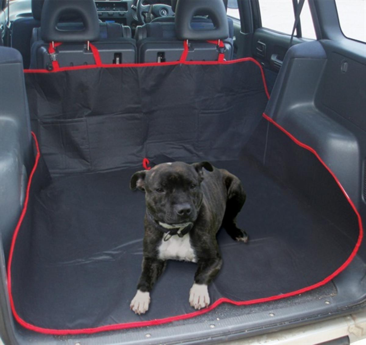 Streetwize SWPC4 Automotive Car Van Pet Vehicle Boot Liner For Hatchback Suv 4X4