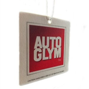 Autoglym AIRFRESH50 Car Detailing Cleaning Interior Hanging Air Freshner Single