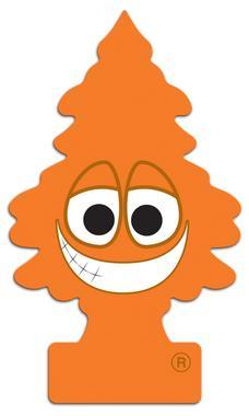 Little Tree MTO0026 Fun Air Freshener - Silly Citrus Thumbnail 1