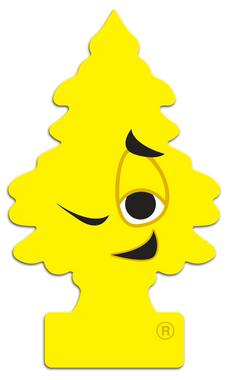 Little Tree MTR0008 Fun Air Freshener - Very Vanilla Thumbnail 1