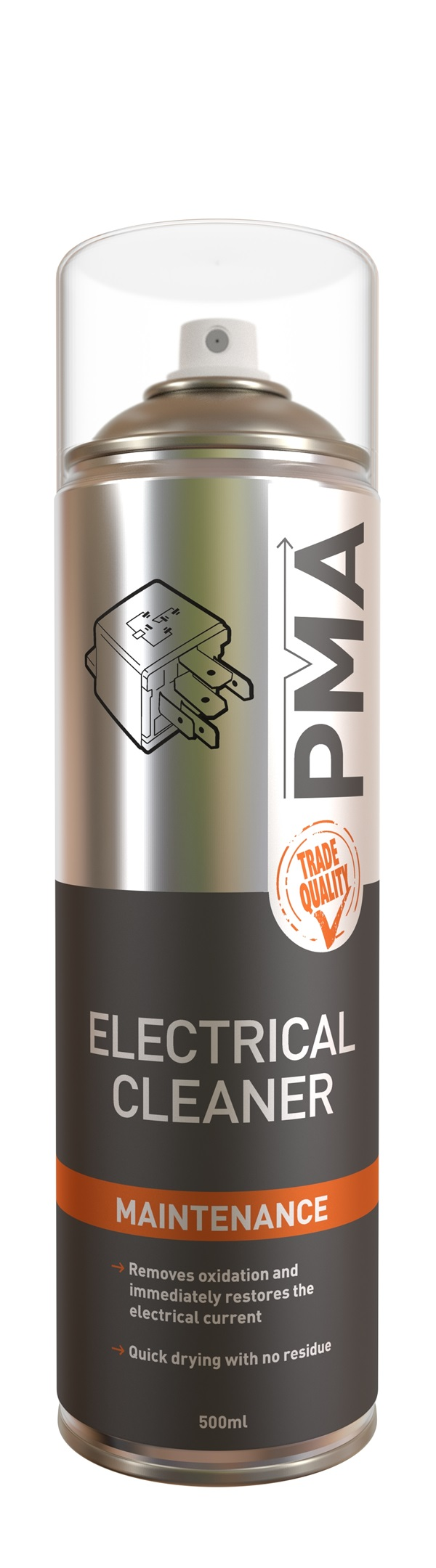 PMA ELCLE Electrical Contact Cleaner Spray Aerosol 500ml