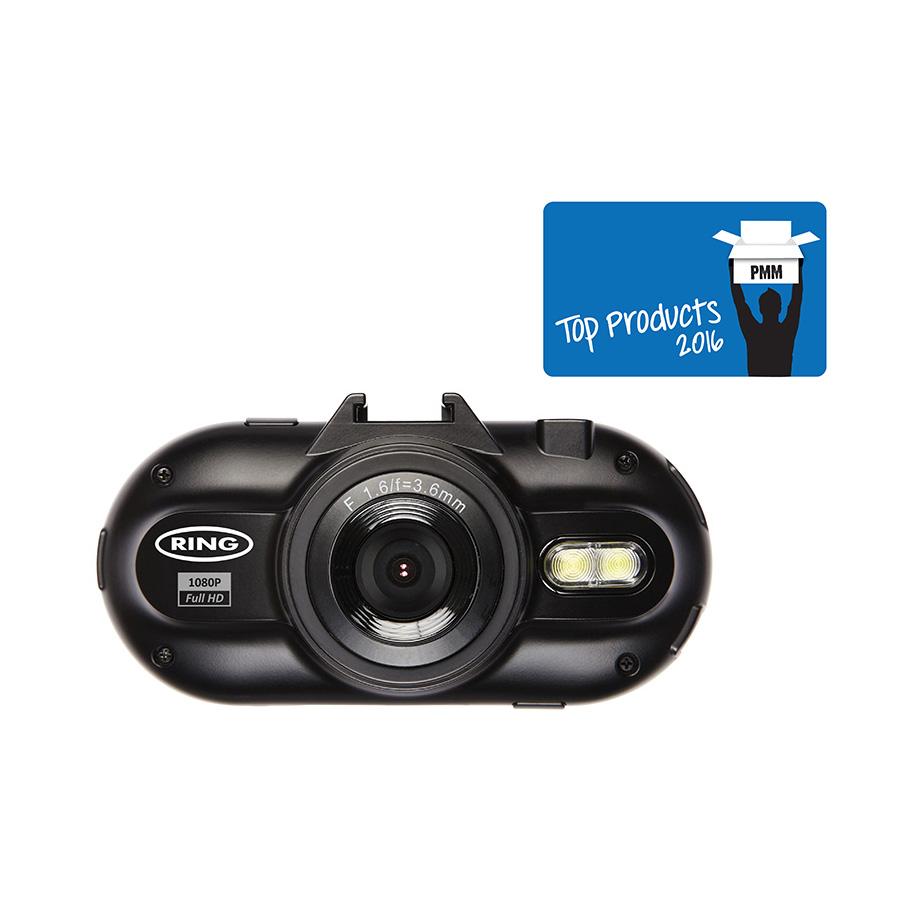 Ring Automotive RBGDC200 12V 24V In Car Full Hd Gps Dash Camera Single