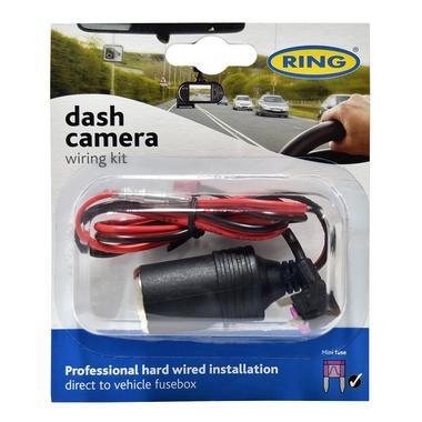 Ring Automotive RBGDCHK 12V 24V 5A In Car Dash Camera Hard Wiring Kit Single Thumbnail 2